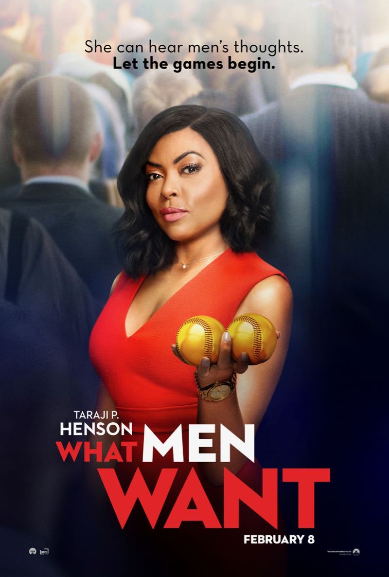 """What Men Want - He Said -by Donnell M. RegustersProducer Will Packer has made a name for himself in Hollywood by producing a lot of comedies with an array of Black talent that do very well at the box office. Films like Girls Trip think like a Man, Ride Along and Wedding Ringer has made Will Packer a hot commodity in Hollywood. His most recent picture is a """"re-imagining"""" of Mel Gibson's film"""