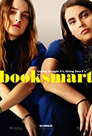 Booksmart - by Kathia WoodsHigh School is a smorgasbord of different personalities all just trying to navigate through this cesspool called popularity. You have your Jocks, your burners, and Booksmarts.Olivia Wilde's directorial debut introduces us to Amy and Molly. Best friends and uber achievers. Their whole focus is academic excellence.One is going to Yale and the other to Colombia in the fall. The movie takes us to the last days of Senior Year. Each was eagerly waiting for school to end so that they can embark on their precisely planned real lives.Amy and Molly are generation z version of Square Pegs' Amy and Lauren. They don't need anyone else because they have each other. Who cares if the rest of their classmates considers them weird. They are focused and willing to sacrifice fun in exchange for a guaranteed future.This plan seemed to be working until they realize that some of their intellectually challenged classmates managed to secure themselves spots in some of the countries best colleges as well as companies.Could one possibly have fun and still be successful. That's the million dollar question the girls try to solve before they say bye to High School.Booksmart is fun a ride. We are finally getting more movies centered on young women and some of the challenges they face. Bo Burnham gave us the outstanding Eight Grade, and Olivia is giving us Booksmart.The two leads outstandingly portrayed by Beanie Feldstein and Kaitlyn Dever are the anchors of this delightful comedy. I loved how they had each other's backs. They encouraged and supported each other hence being able to sustain the fright that high school can be at times.Dever as Amy is vulnerable but steady from her dealing with her sexuality to her interesting choice of wardrobe. Feldstein as the control freak Molly equally holds her own. She's pushy, sarcastic and knows that in spite of what others may think they can't tinker with her GPA.It's crucial for us to recognize that this is a movie about Generat