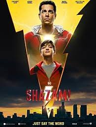 Shazam - by Kathia WoodsIn recent years there have been some questionable moves made over at Warner Brothers more specifically DC.We shook our head at the announcement of Ben Affleck as Batman and the thought given to a revival of Green Lantern. It seemed things were so bad at DC that one wondered if it was even accurate to compare them to Marvel.In comes Wonder Woman followed up by Aquaman and now we have Shazam.Shazam is the Superhero we never knew we needed. I thoroughly enjoyed this movie.Here are some of the reason why. I absolute loved this cast. Zachary Levi is amazing as Captain Marvel. He strikes a great balance between adult and teenager. His discovery of his talents is hilarious especially his attempts at flight. Asher Angel as Billy Batson makes you root for him. His drive to find his biological mother makes us the viewer hope that their will be a happy ending. The foster kids may be my favorites out of all the cast. Faithe Herman as Darla is pure joy, Ian Chen as Eugene Choi the techie, and Jovan Armand as Pedro Pena the quite one are more than supporting players. They are the Cheer squad as well as Billy's conscious.The one character I wished they would have us given us more context on was Freddy Freeman as Jack Dylan Grazer. His disability was never really addressed. They missed an opportunity to educate with humor how it is navigating the world as a disabled isn't always fun especially in high school.Is this movie perfect, no but what is does do is entertain us? It shows us that even Super heroes struggle and must be taught to do the right thing.This direction that DC is taking with focusing on secondary characters and humor is working. So take your time finding a new Batman and Superman. We are doing just fine with Shazam. Keep giving us laughter because we could use the break from the bad brooding.Diversity- this movie gets a six we an Asian, Latino and African-American Character.Scale- eight for sheer fun.