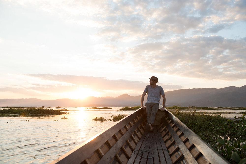 Inle Lake - Myanmar  photo - Kate Scherer