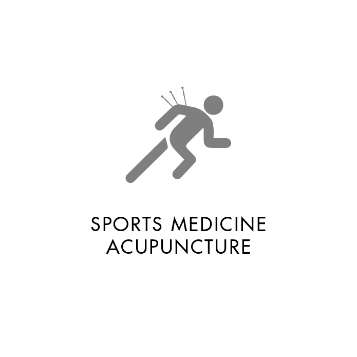 Sports Medicine Acupuncture (SMA)  incorporates principles and techniques from Traditional Chinese Medicine (TCM) and Western Sports Medicine to assess and treat the patient's injury from a true integrated perspective.  SMA uses functional anatomy, range of motion testing, orthopedic examinations, manual muscle testing and palpation to identify the injured tissues. Postural and concomitant muscle imbalances are assessed through static and functional movements which guide the practitioner to understand how and why the injury occurred.