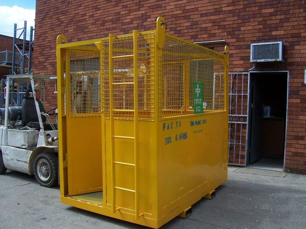 man cage hire sydney.JPG