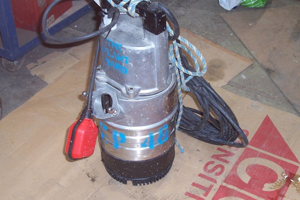 single phase submersible pump hireJPG