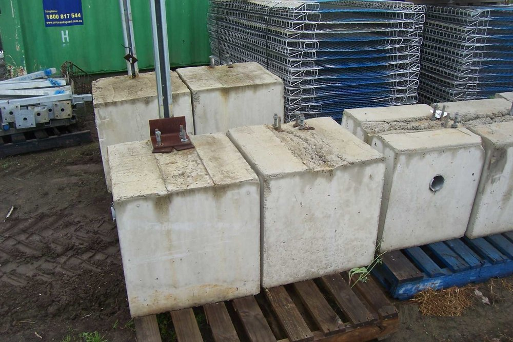 Concrete Counter Weight hireJPG