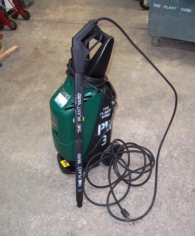 Electric High Pressure Water Cleaner hire.jpg