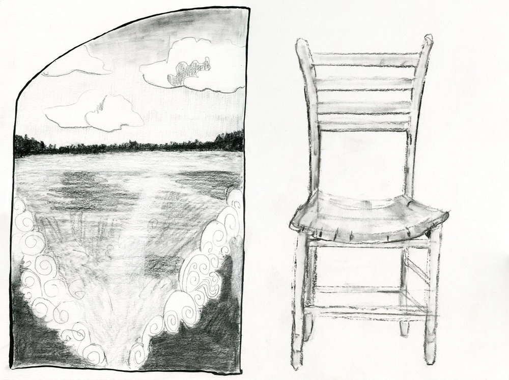 Lake/Chair
