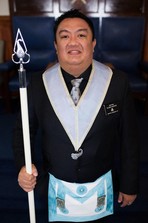 Senior Steward - Bro. Elber DePano