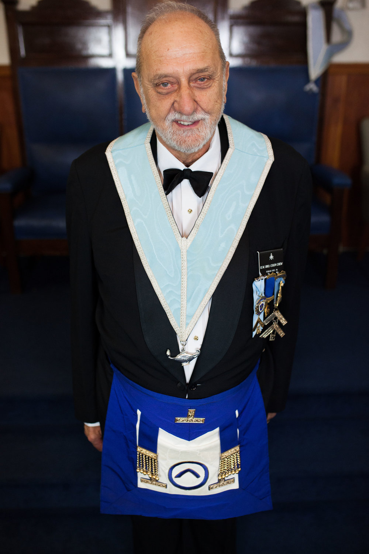 DirECTOR of Masonic EDUCATION - R.W. Bro. Colin Chew
