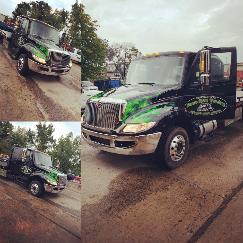 Done Rite Towing - Here for all of your towing needs. Our trucks run 24 hours, 7 days a weeks, 365 days a year.