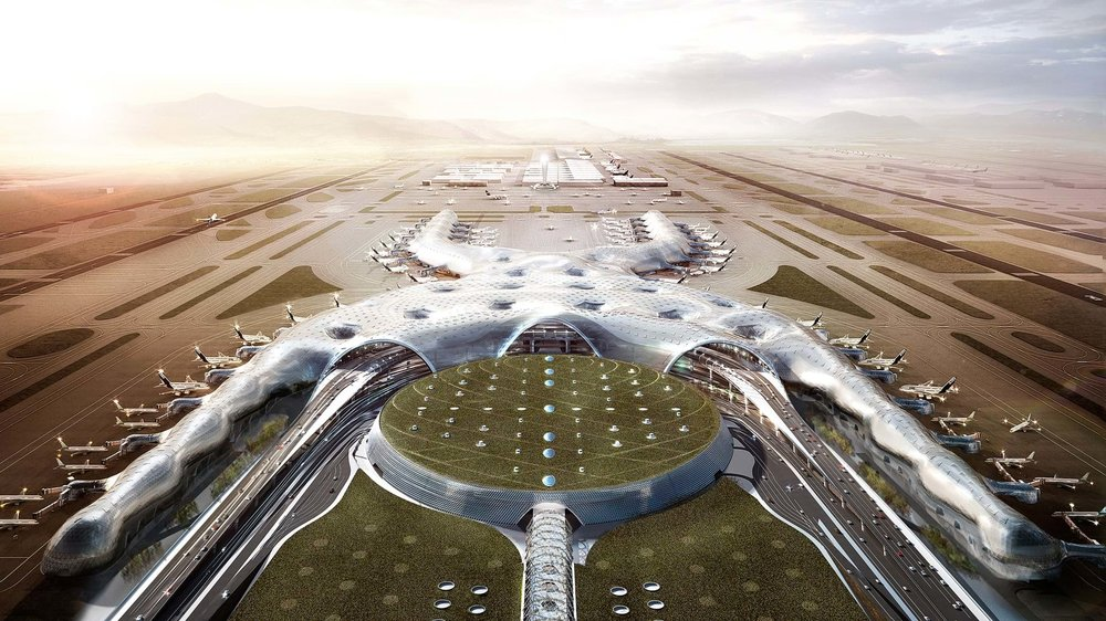 New International Airport Mexico City