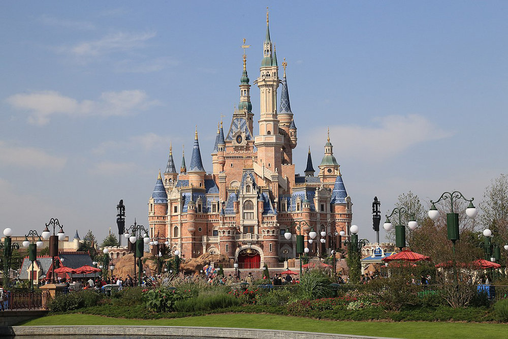 Shanghai Disneyland Resort - Shanghai, ChinaWalt Disney Imagineering