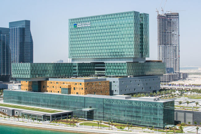 Cleveland Clinic - Abu DhabiSix Construct, Samsung C&T