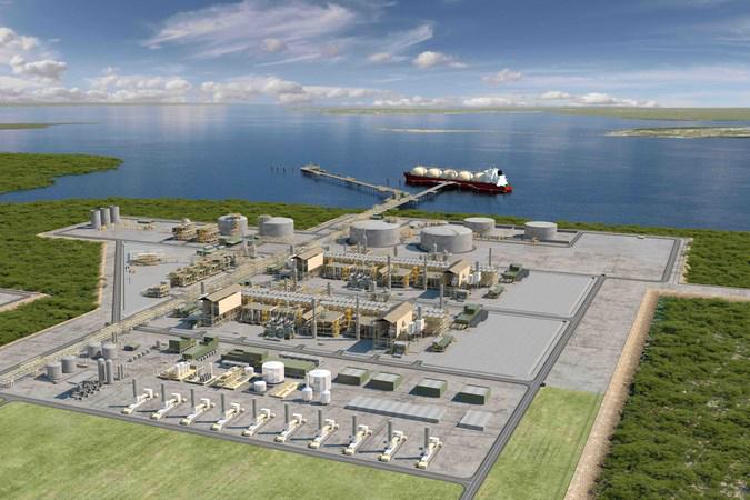 Ichthys Onshore Liquid Natural Gas Facility - Darwin, AustraliaLaing O'Rourke