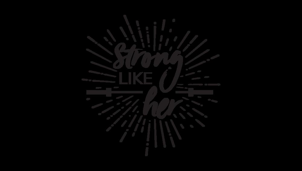 Strong Like Her Logo
