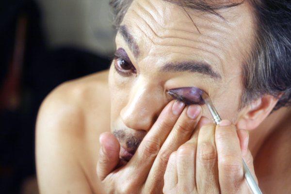 Thom Sesma Scar makeup