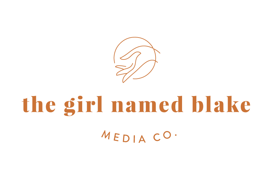 the Girl Named Blake Media Co.