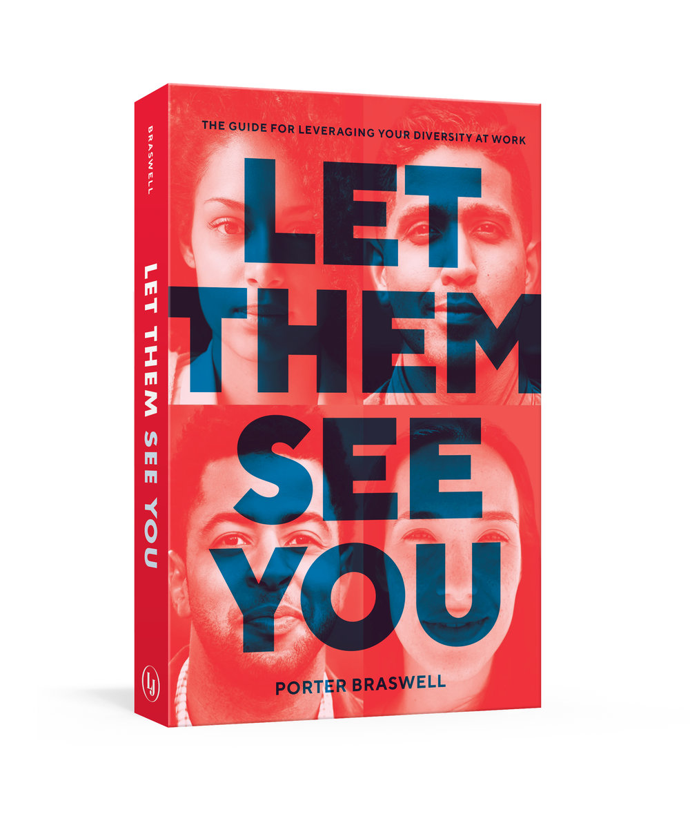 """NEW BOOK - One of the first books of its kind to focus specifically on the topic of diversity in the workforce, """"Let Them See You"""" addresses not only how diverse individuals can leverage their diversity as an asset at work, but also how champions of diversity can understand the value of a diverse candidate."""