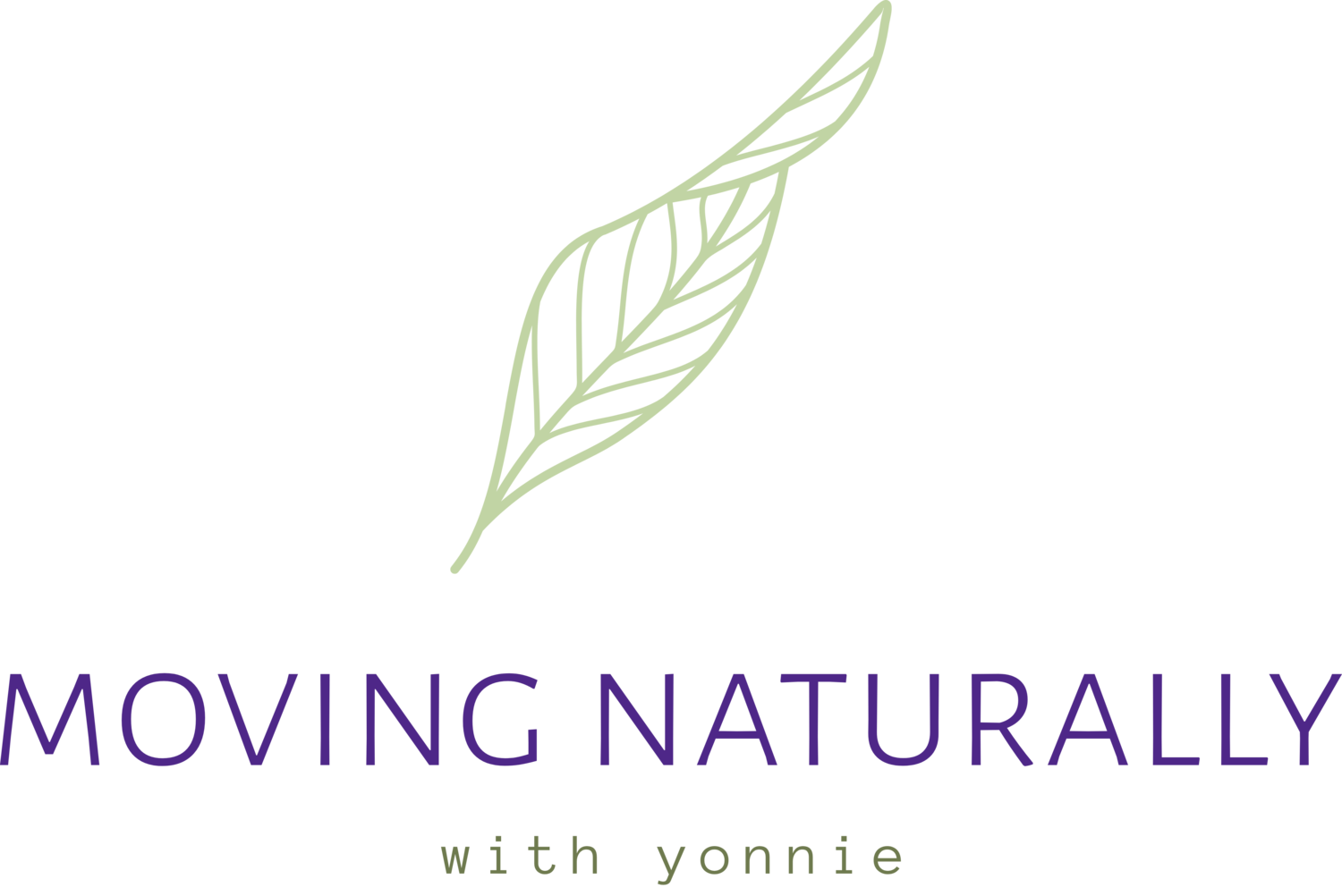 moving naturally with yonnie