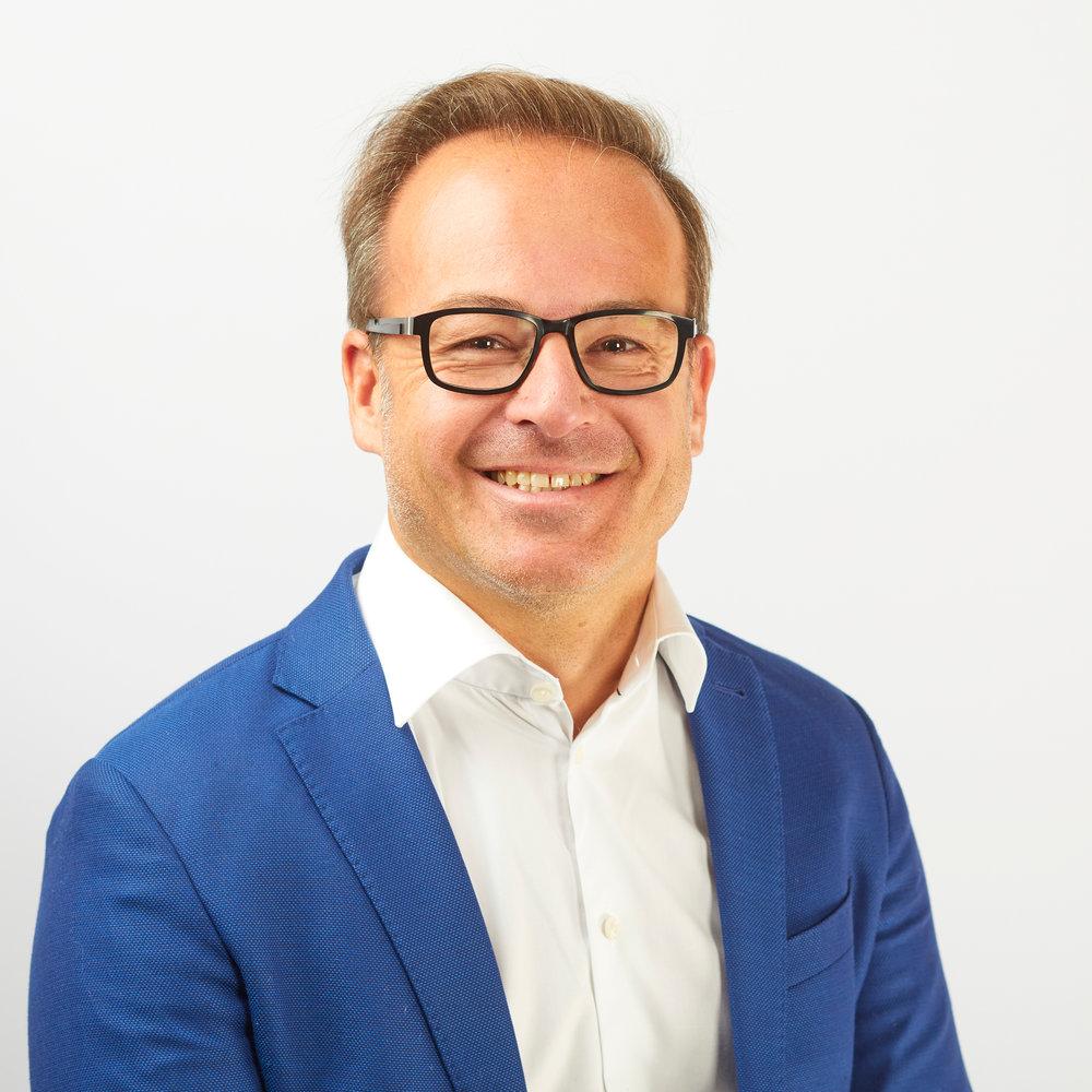 Jeroen Luys - directeur Toerisme Limburg