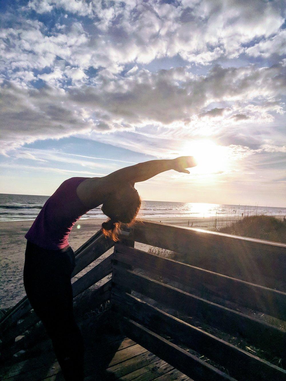 Sankalpa - Listening to Self — Ouroboros Yoga