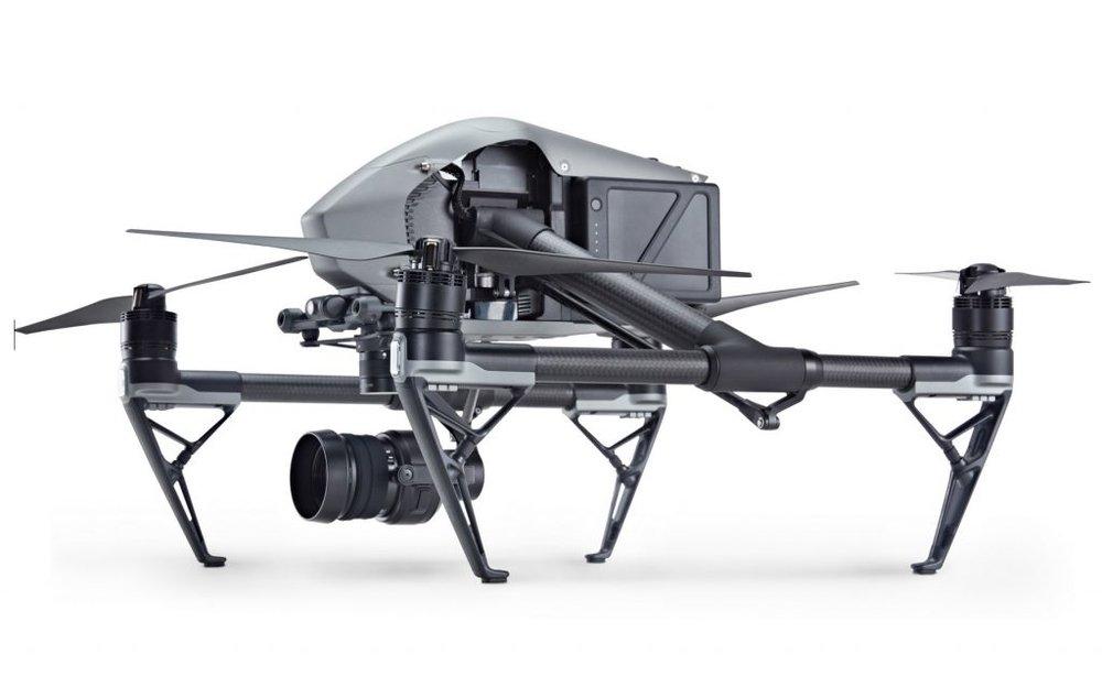NZ Drones Inspire 2