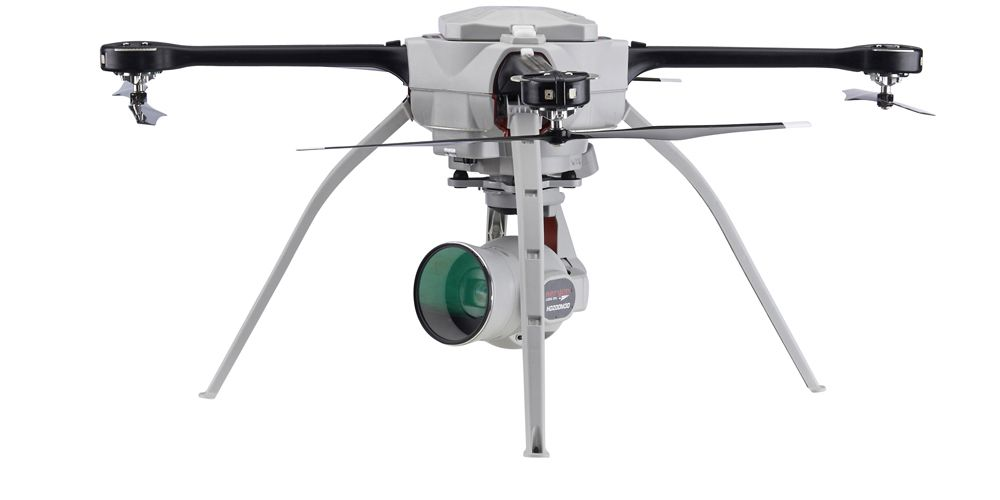 Inspection Drone, NZDF , Army Drone