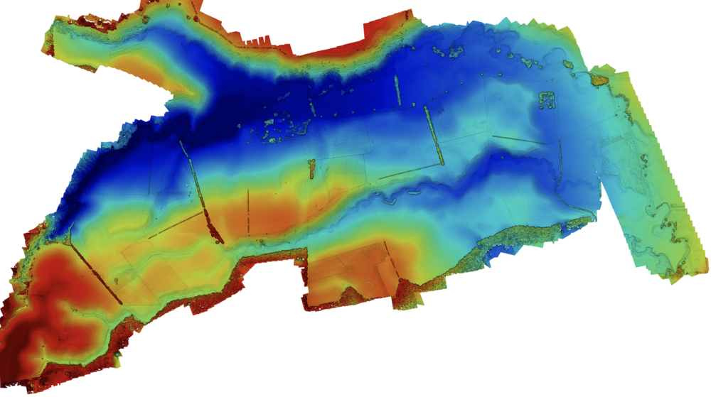 Elevation Mapping -
