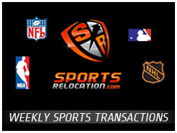 SportsRelocation.com NBA Trade Deadline