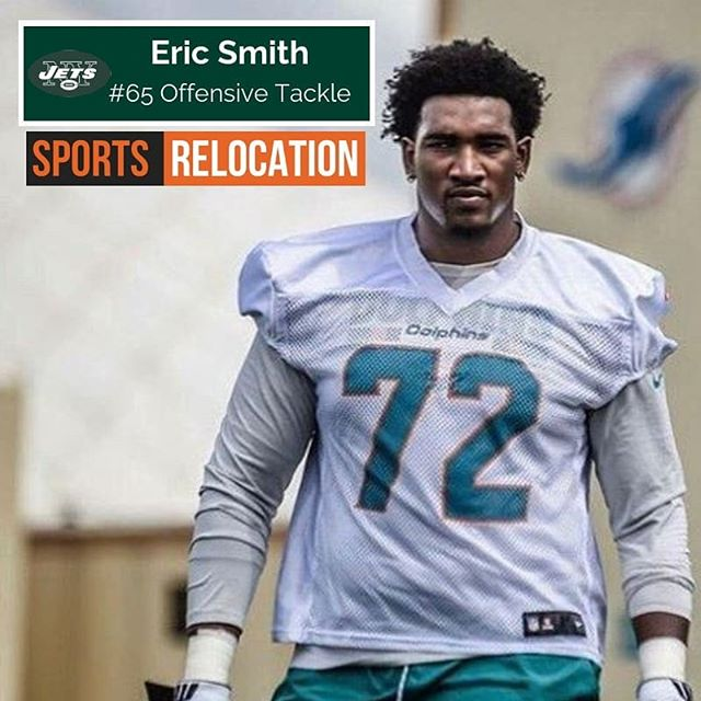 A recent addition to the @NYJets, OT Eric Smith also joins our ever-growing roster of players we've helped with #athleterelocation. Thank you @monsieur_smith72, we're glad to be of assistance! #athleteconciergegroup #sportsrelocation #sportsandentertainment #athleterelocation #conciergeintl #nfl #nationwide #sportsrealtor #athleterealtor #athleterealestate #sportsrealestate #nbarealtor #nflrealtor #relocation #autotransport #newyork #ny #nyjets
