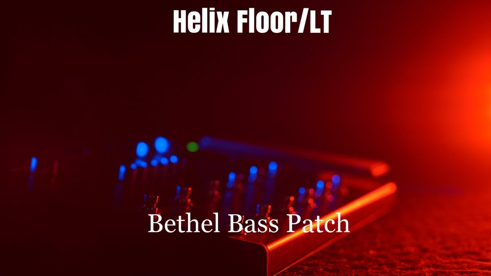 Helix Patches — Outside The Box Worship
