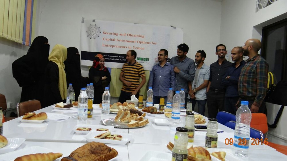 The original meal with 9others in Sana'a, Yemen