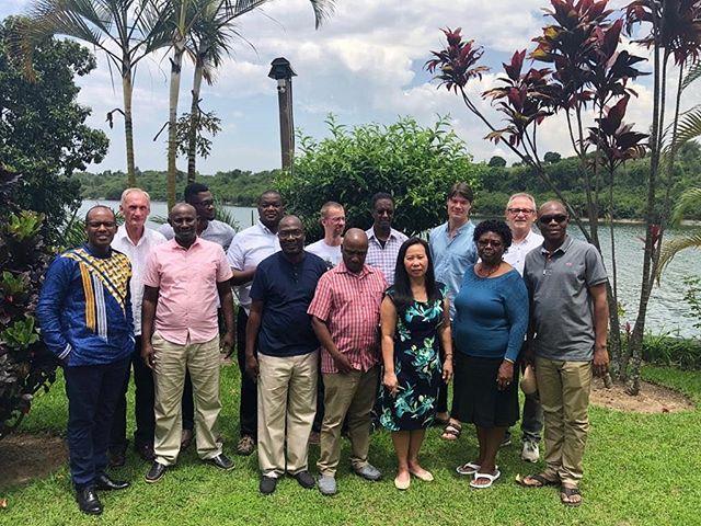 Förra veckan var Kristian i Rwanda på en IFES styrelseträning, med en grupp från 15 (!!) olika nationer - alla med ett och samma mål: att bättre kunna sprida evangeliet om Jesus på skolor & universitet! 🇷🇼🌍☝️†