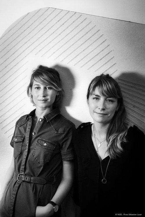 Marina Declarey et Solange Yates © Sébastien Lovat