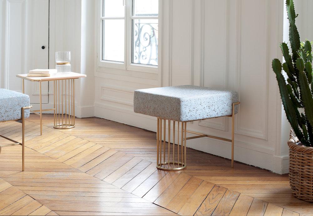 ©Bina Baitel - Lit National – Stool and table _ photo-BaptisteHeller.jpg