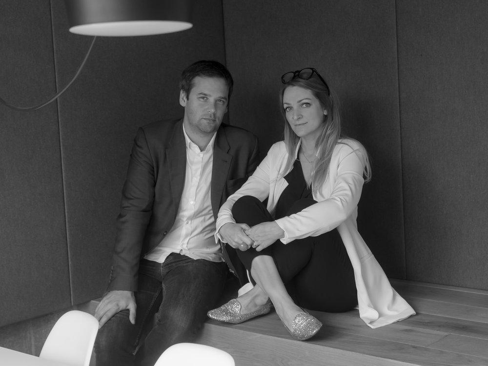 Elodie Lenoir et Arnaud Decolle @Eric Chenal