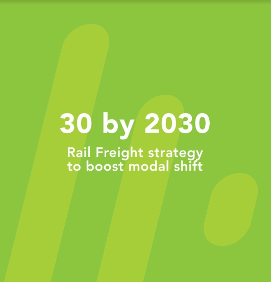 How to prevent the additional negative impact of 30% transport growth. - The Rail Freight Forward coalition presents its white paper detailing the impact of freight transport (with 75% being road freight) on climate, mobility and health. By 2030, transport in Europe will grow by 30% and so will its negative impact.The Coalition presents a comprehensive action plan to shift freight transport from road to rail (which emits 9 times less CO2 and uses 6 times less energy) to safeguard Europe's future.> Download the white paper> Download the brochure