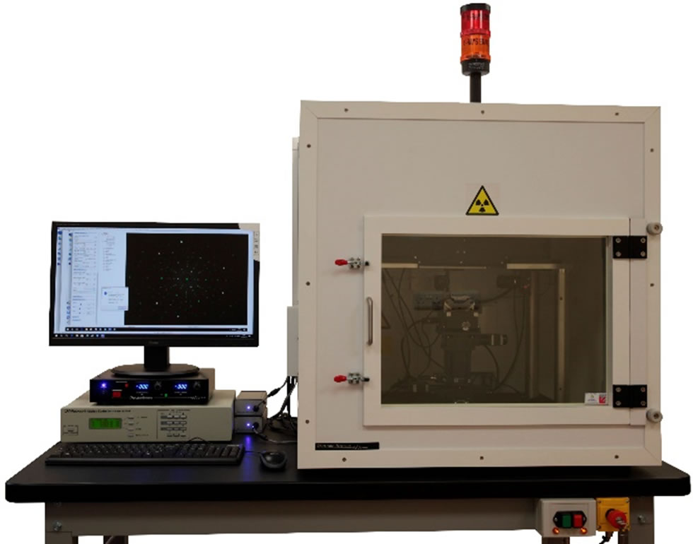 LAUE X-ray Camera system
