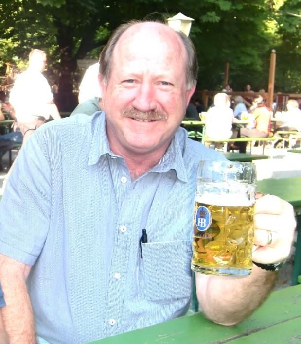 Malcolm du Toit - Frigid Isles Master Brewer