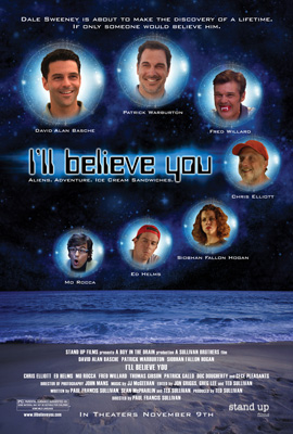 I'll Believe You Poster