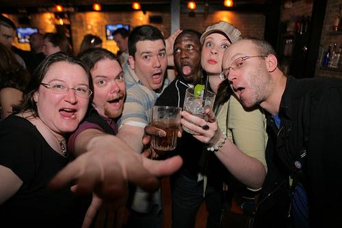 Rockband SXSW Party Crew