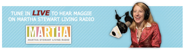 Making a Living With Maggie Banner