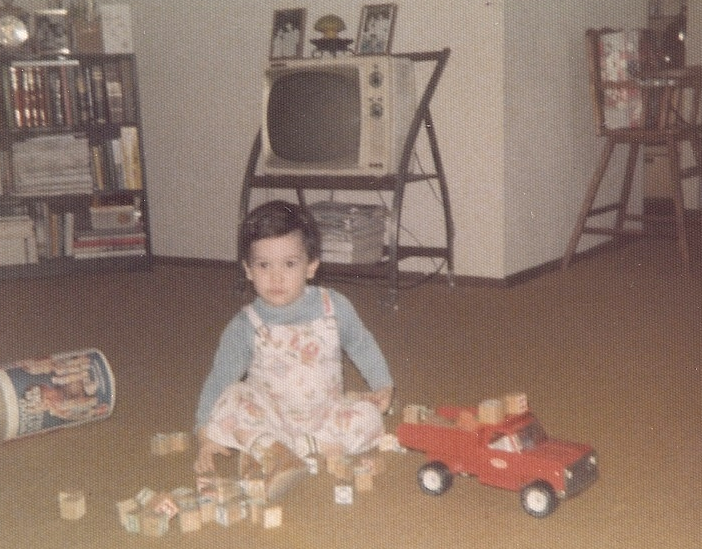 Young CC With Blocks