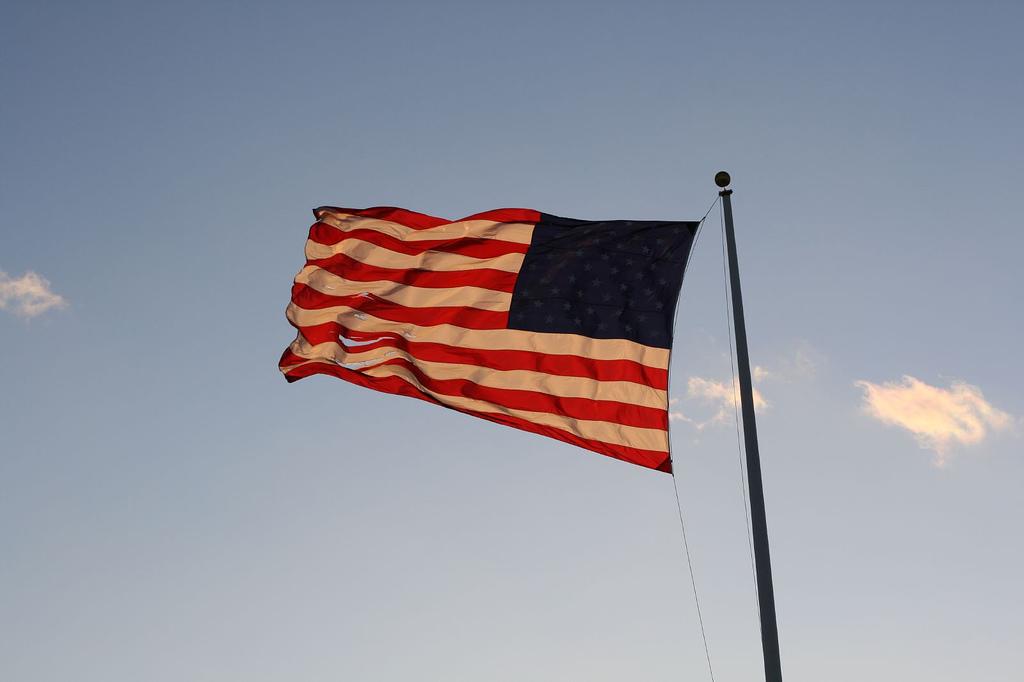 tornflag