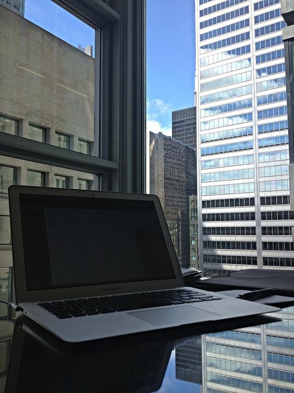 Toronto Writing