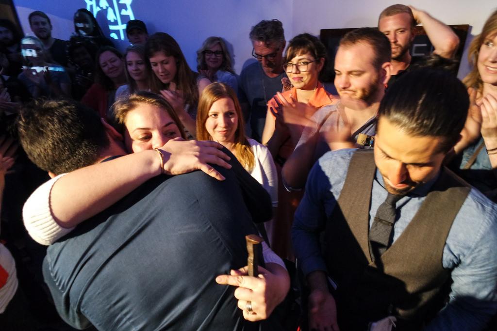 Fargo Misfit Hugs