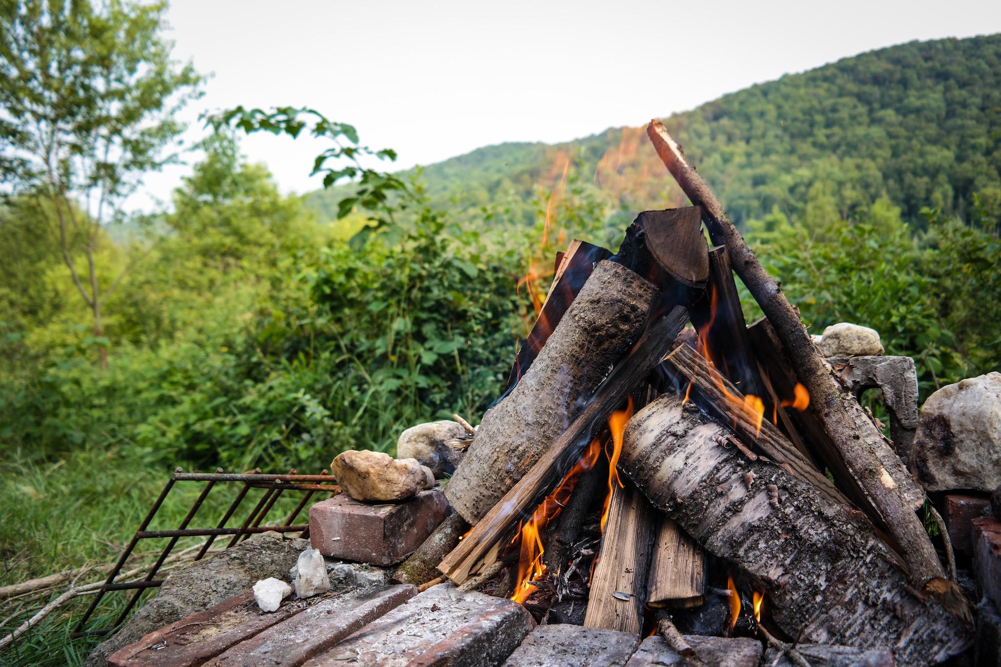 Echo Valley Campfire