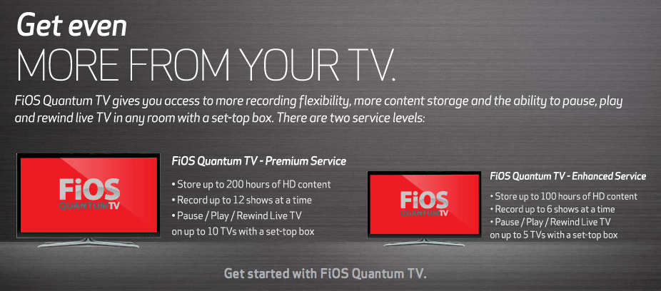 FiOS Quantum TV Gives Me Too Many Choices — C C  Chapman
