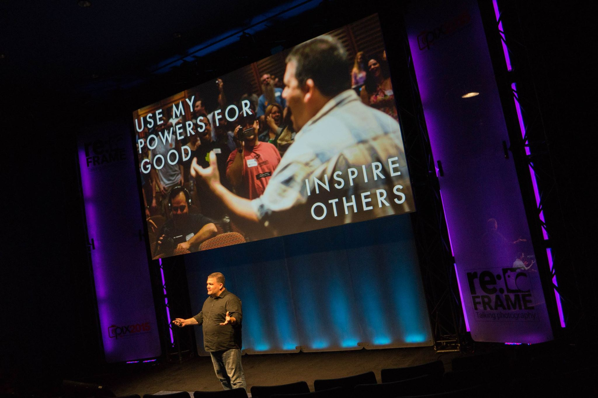 CC Chapman Speaking at PIX2015