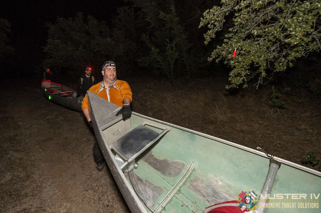 Canoe Portage