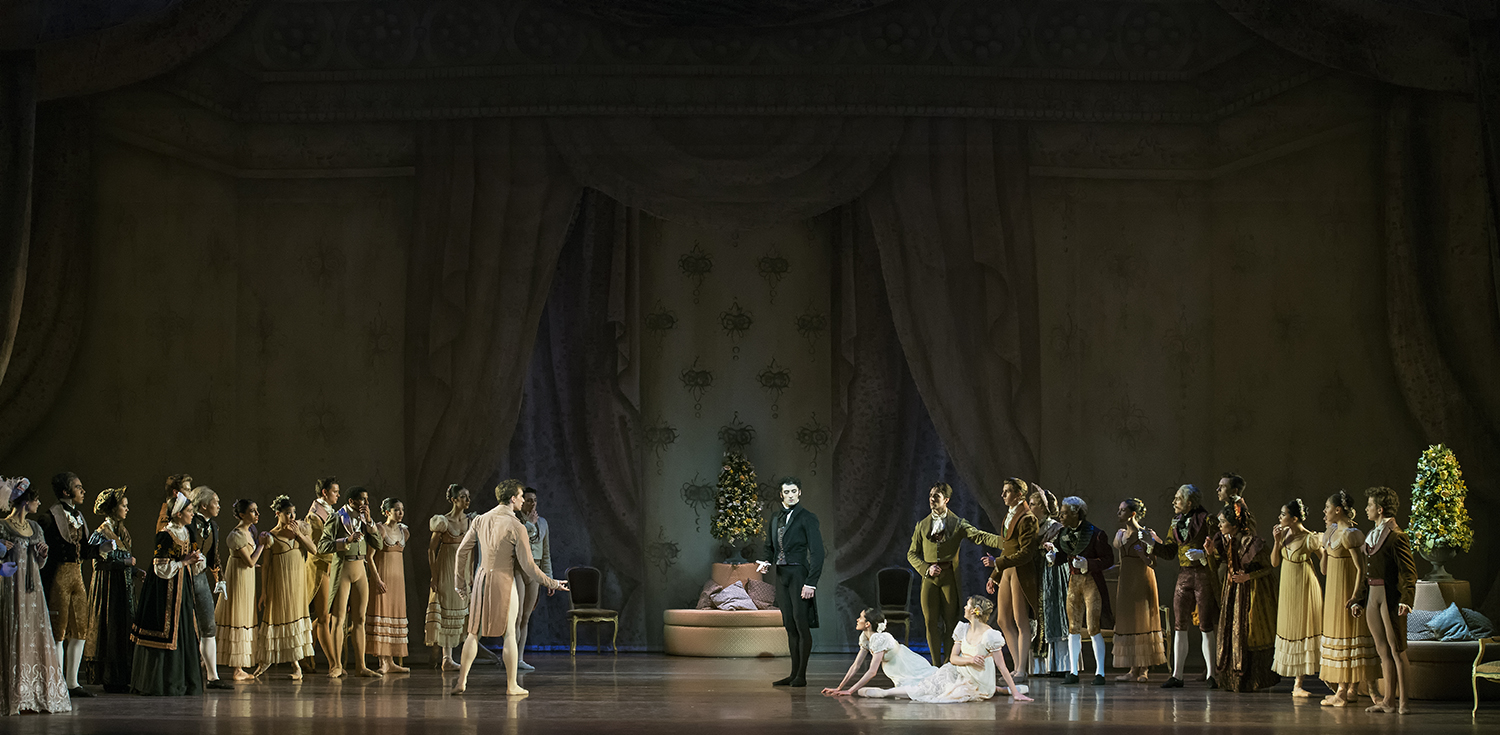 Boston Ballet_JohnCranko'sOnegin(c)GeneSchiavone